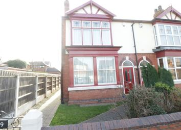 Thumbnail 3 bed semi-detached house for sale in Brunswick Road, Rotherham, South Yorkshire
