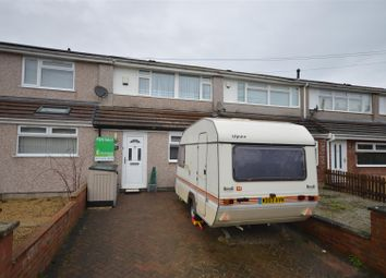 Thumbnail 2 bed terraced house for sale in Derricke Road, Stockwood, Bristol