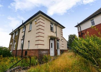 Thumbnail 2 bedroom semi-detached house for sale in Lindsay Avenue, Sheffield