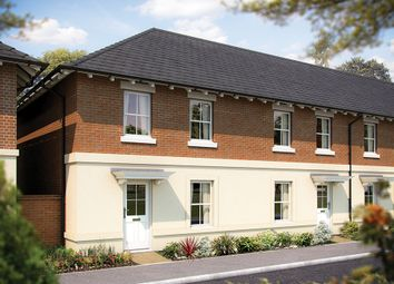 "Thumbnail 3 bedroom terraced house for sale in ""The Tamar"" at Haye Road, Sherford, Plymouth"
