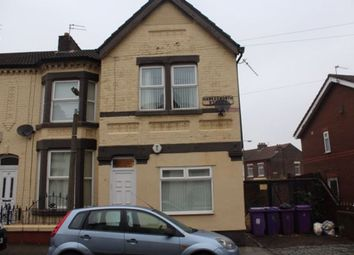 Thumbnail 1 bed flat to rent in Hawksworth Street, Liverpool, Merseyside