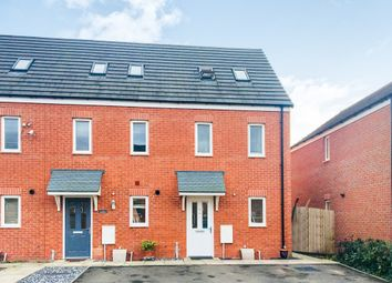 Thumbnail 3 bed end terrace house for sale in Hatchford Brook Way, Birmingham