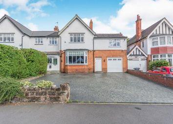 5 bed semi-detached house for sale in Salisbury Road, Moseley, Birmingham, West Midlands B13