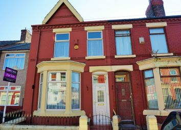 Thumbnail 3 bed end terrace house for sale in Whitland Road, Liverpool