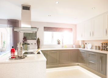 "Thumbnail 5 bed detached house for sale in ""The Sandham"" at Furlongs, Drayton, Abingdon"