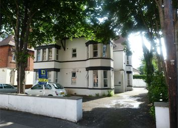 Thumbnail 1 bed flat for sale in 4 Crabton Close Road, Boscombe, Dorset