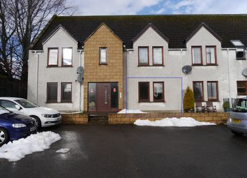 Thumbnail 1 bed flat for sale in Miller Court, Tain