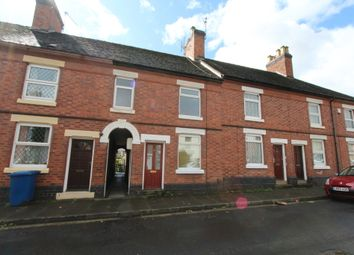 Thumbnail 2 bed terraced house to rent in Albion Street, Tamworth