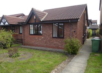 Thumbnail 2 bedroom terraced bungalow to rent in Holme Field, Ossett