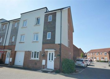 Thumbnail 3 bed end terrace house for sale in Boscombe Down Kingsway, Quedgeley, Gloucester
