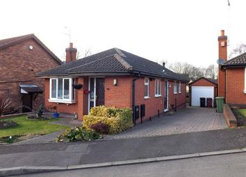 Thumbnail 2 bed bungalow for sale in Brookbank Close, Clowne, Chesterfield