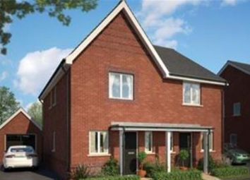 Thumbnail 2 bed semi-detached house for sale in Thame Park Business Centre, Wenman Road, Thame