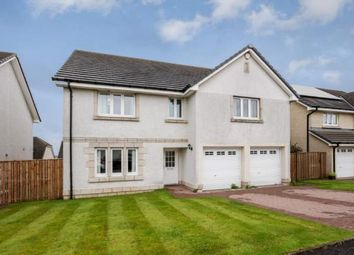 Thumbnail 4 bed detached house for sale in Cortmalaw Crescent, Glasgow, Lanarkshire