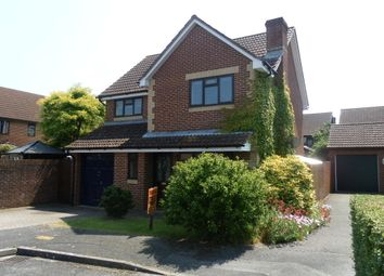 Thumbnail 4 bed detached house for sale in Audret Close, Portchester