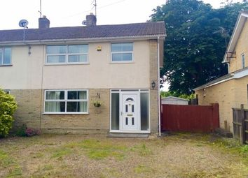Thumbnail 3 bed semi-detached house to rent in Firbeck, Worksop