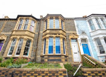 Thumbnail 3 bed terraced house for sale in Bannerman Road, Easton, Bristol