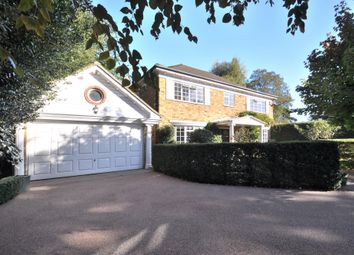 Thumbnail 5 bed detached house for sale in Prince Consort Drive, Chislehurst, Kent