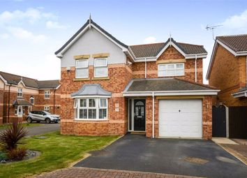 Thumbnail 4 bed detached house for sale in Tollymore Park, Kingswood, Hull, East Yorkshire