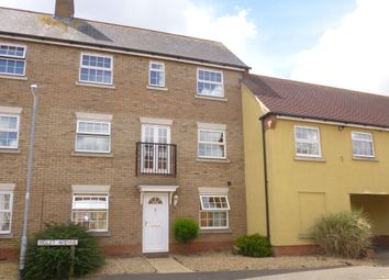 Thumbnail 4 bed town house to rent in Holst Avenue, Witham