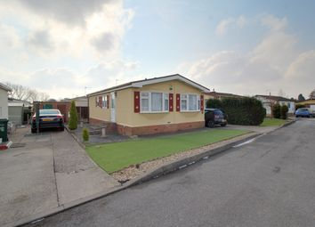 Thumbnail 2 bed mobile/park home for sale in New Green Park, Wyken Croft, Coventry