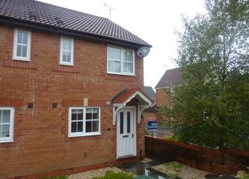 Thumbnail 2 bed end terrace house to rent in Tegfan, Penllergaer