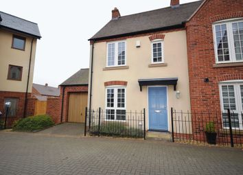 Thumbnail 2 bedroom semi-detached house for sale in Eastcote Avenue, Lawley Village, Telford
