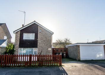Thumbnail 3 bed detached house for sale in Butely Road, Luton, Bedfordshire