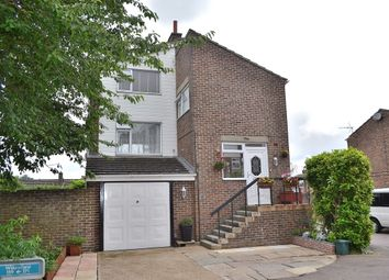Thumbnail 3 bedroom detached house for sale in Willowfield, Harlow