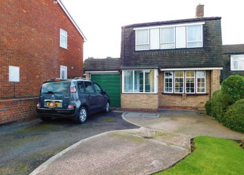 Thumbnail 3 bed detached house for sale in Church Road, Hixon, Stafford