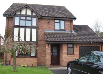Thumbnail 4 bed detached house to rent in Aspen Way, Telford