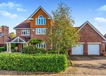 5 bed detached house for sale in Hampstead Drive, Weston, Cheshire CW2