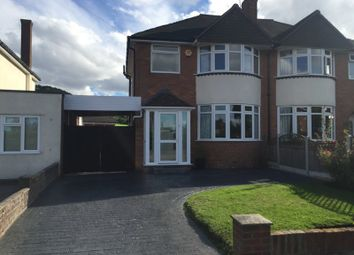 Thumbnail 3 bed semi-detached house to rent in Oaks Crescent, Wellington, Telford