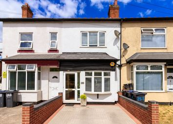 Thumbnail 3 bed terraced house for sale in Wharfdale Road, Birmingham