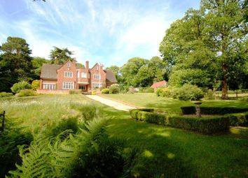 Thumbnail 6 Bed Detached House For Sale In Stevens Hill Yateley