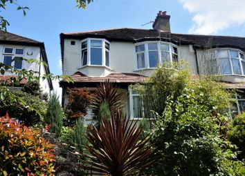 Thumbnail 4 bedroom end terrace house for sale in Wharncliffe Road, South Norwood
