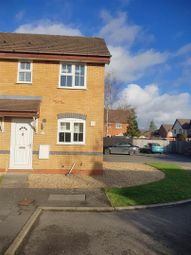 Thumbnail 2 bed end terrace house to rent in Merganser Drive, Bicester