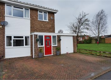 Thumbnail 3 bed semi-detached house for sale in Rookery Lane, Northampton