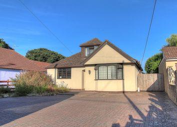 Thumbnail 4 bed bungalow for sale in Wareham Road, Corfe Mullen, Wimborne