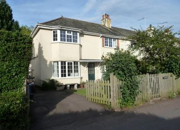 Thumbnail 3 bed semi-detached house to rent in Knowle Road, Budleigh Salterton, Devon