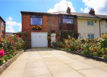 Thumbnail 3 bed end terrace house for sale in Preston Old Road, Clifton Preston