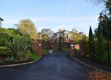 Thumbnail 3 bed terraced house for sale in St Hilarys Park, Alderley Edge, Cheshire, Uk