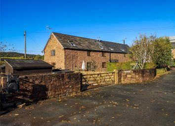 Thumbnail 3 bed detached house for sale in Pontshill, Ross-On-Wye, Herefordshire