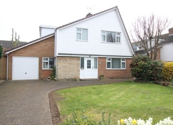 Thumbnail 3 bed detached house for sale in Robinson Drive, Worksop