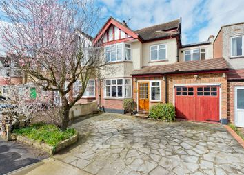 Thumbnail 5 bed semi-detached house for sale in Sandhurst Avenue, Berrylands, Surbiton