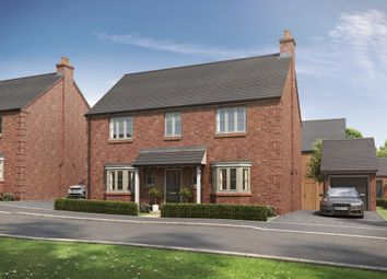 5 bed detached house for sale in Plot 5 - The Chesnut, Wood Lane, Gedling, Nottingham NG4