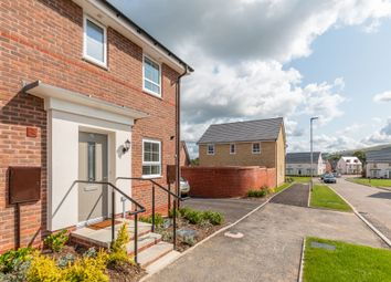 Thumbnail 3 bed semi-detached house to rent in Lyndon Morgan Way, Leonard Stanley, Stonehouse