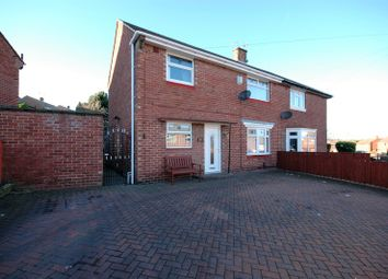 Thumbnail 3 bedroom semi-detached house for sale in Runcorn Road, Sunderland, Tyne And Wear