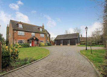 Thumbnail 5 bed detached house to rent in Mill Road, Slapton, Leighton Buzzard