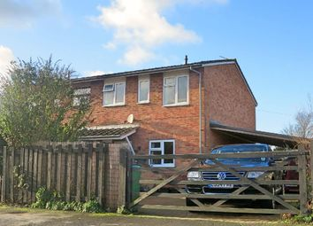 Thumbnail 3 bed semi-detached house for sale in Middlegate, Shrewsbury