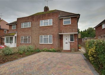 Thumbnail 3 bed semi-detached house for sale in Chesterfield Road, Goring-By-Sea, Worthing, West Sussex